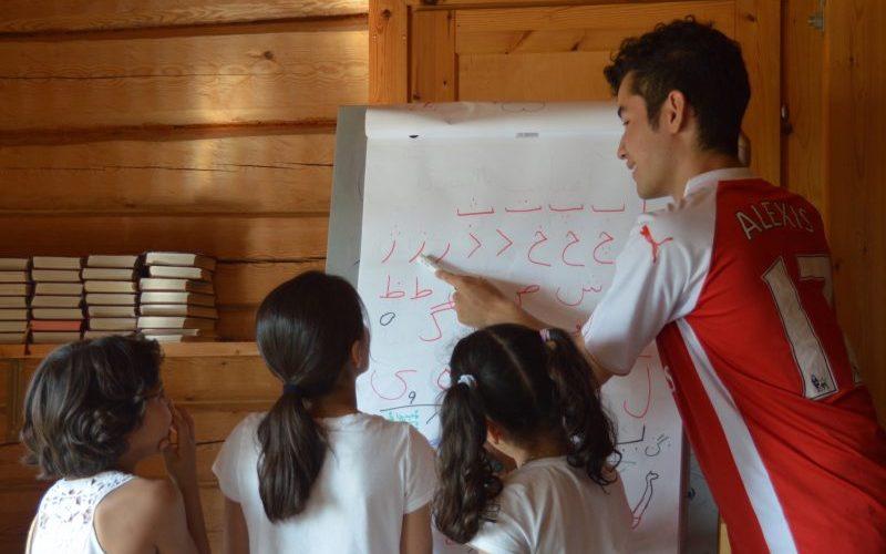 Haetaan ohjaajia oman kielen ja kulttuurin kursseille